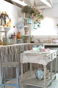 diy shabby chic dresser for garden home decorating ideas