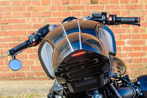 Oldtimer Motorrad Regensburg by Bmw R Ninet Umbau Anthrazit Ms Streetparts Motorrad