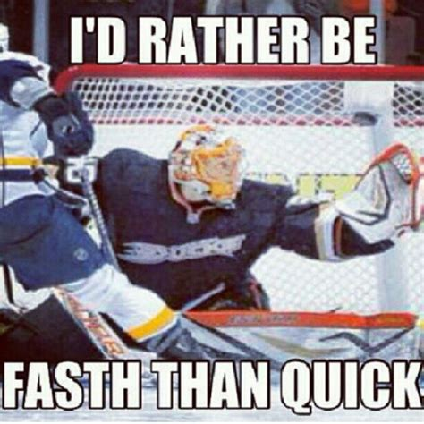 Anaheim Ducks Memes - this goalie and this meme is catching on with ducks fans