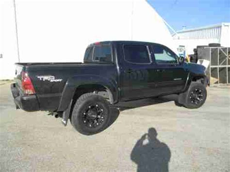 Toyota Tacoma Blacked Out Sell Used 2007 Toyota Tacoma Base Crew Cab 4 Door 4
