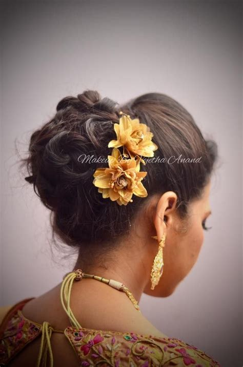 Hindu Bridal Hairstyles For Hair by 769 Best Images About Indian Bridal Hairstyles On