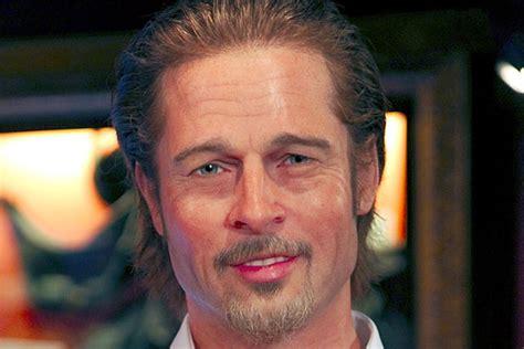 Brad Look Like Wax by Brad Pitt S Wax Figure Has Methface 9thefix