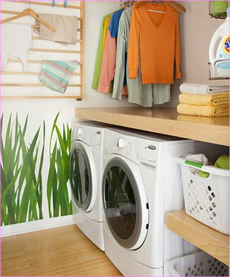 decorating ideas for laundry room diy laundry room decorating ideas home design ideas