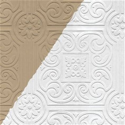 tile pattern paintable wallpaper imperial vp131600 architectural tin ceiling paintable