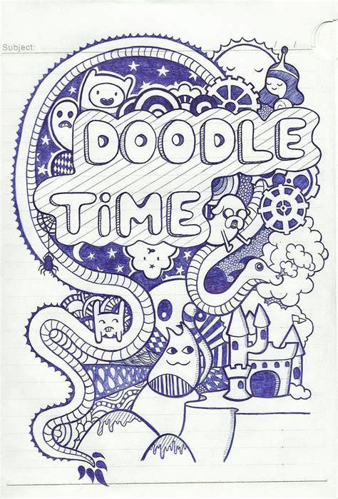 doodle time doodle time by dalia1991 on deviantart dibujos
