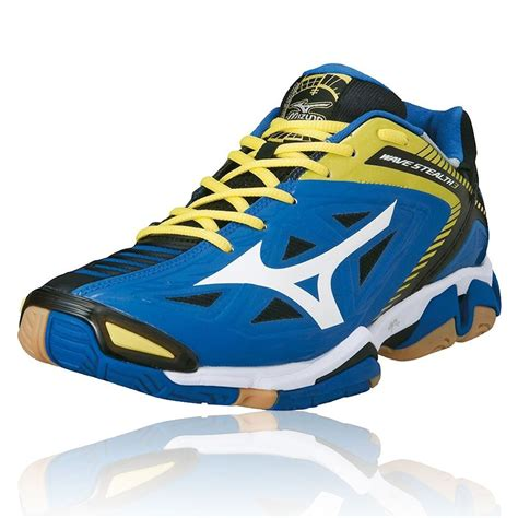 Sepatu Mizuno Wave 8 jual sepatu mizuno wave stealth 3 indoor shoes fan