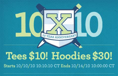 Threadless 10 Sale by Threadless 10 Sale And Reviews Compete Tion