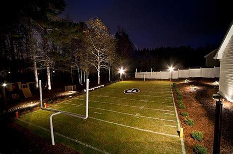 football field in backyard amazing back yard football field landscaping pinterest