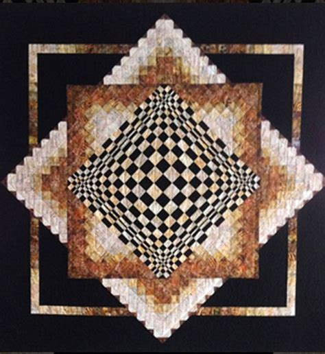 quilt pattern illusion 1000 images about illusion quilts on pinterest tumbling