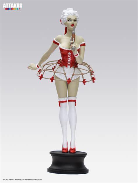 lade in resina meynet justine statuette r 233 sine 27 5 cm attakus