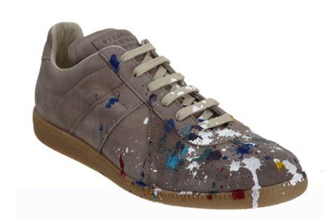 maison martin margiela paint splatter sneakers maison martin margiela paint splatter replica sneakers