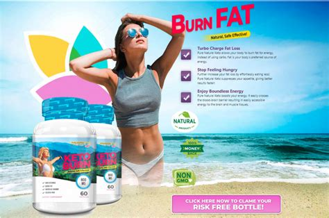 Pure Natural Keto - Natural Shark Tank Diet Pills For Burn