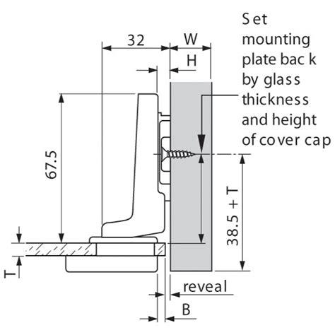 blum glass door hinges blum 94 degree clip top glass door hinge inset on