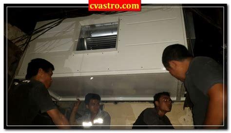 Ac Daikin Di Surabaya pengadaan instalasi ac split duct 20 pk sky garden bali