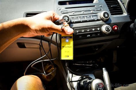 Can I Install An Aux Port In Car by Diy Usb Aux Input Adaptor For Your Daily Honda Civic Fd 8th 2006 To 2009 Trak