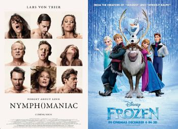 download film animasi frozen gratis heboh trailer vulgar nympomaniac muncul di film animasi