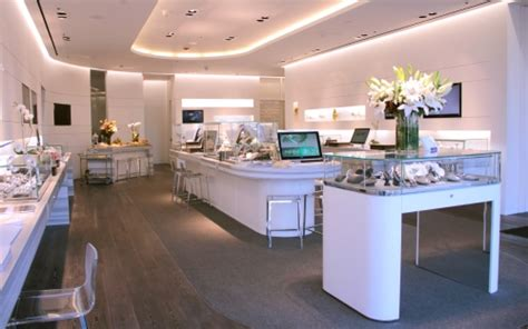 Engagement Ring Stores by A New Engagement Concept Store To Create The Ring