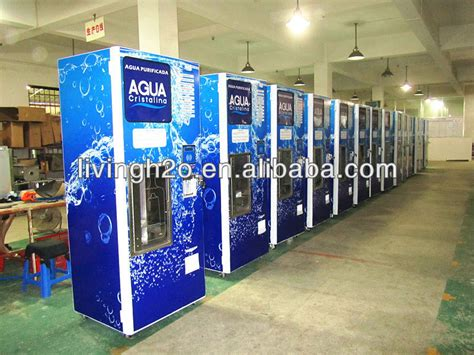 Water Dispenser Vending Machine For Sale alkaline purified water vending machine price for sale