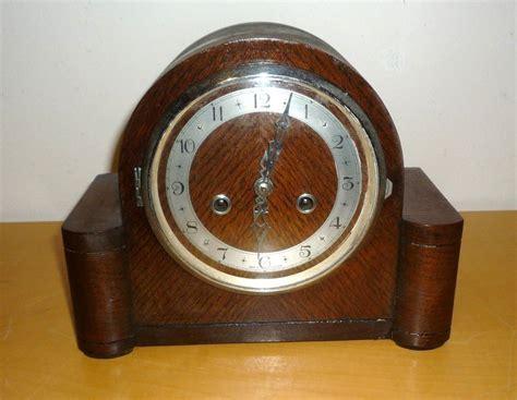 orologi da camino antichi antico orologio meccanico inglese da camino cose