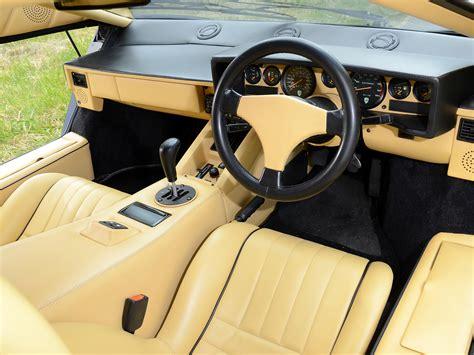 1988 lamborghini countach uk spec classic supercar