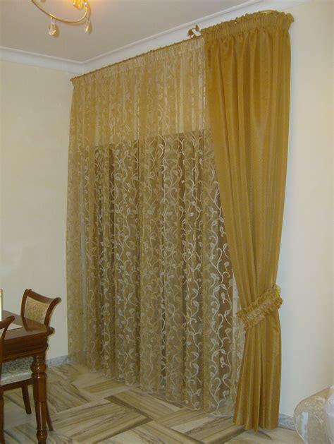 interni di classiche tende per interno classiche
