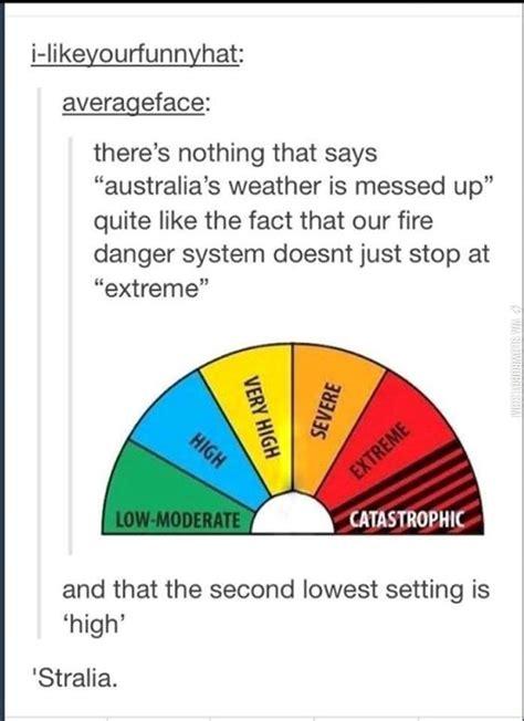 s day rating australia australia s danger system rating