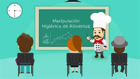 curso de manipulacion de alimentos youtube