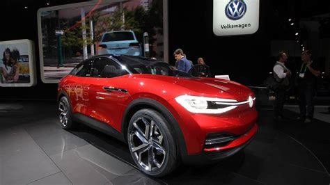 Volkswagen I D Crozz 2020 by Volkswagen I D Crozz Coming To U S In 2020