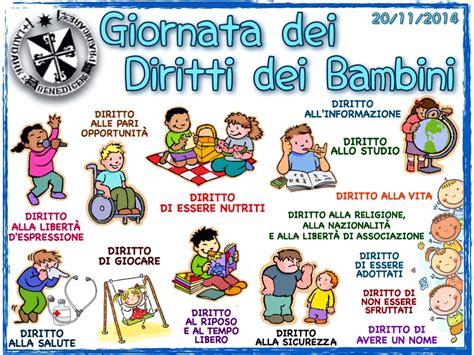 la dei bambini giornata mondiale dei diritti dei bambini scuola
