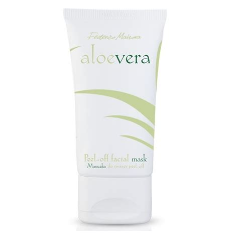 Aloe Vera Peel Off Face Mask   50ml