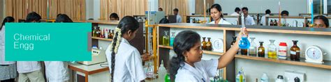 Chemical Engineering Degree With Mba by Chemical Engineering St Michael College Of Engineering