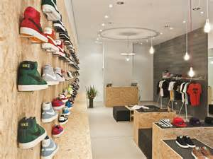 Shoe Stores Sneakers 187 Retail Design