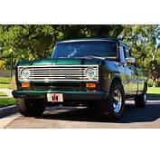 1975 INTERNATIONAL HARVESTER TRAVELETTE D 200 392 V 8