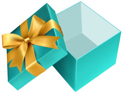 Gift Opening - blue open gift png clipart best web clipart