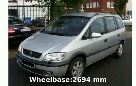 opel zafira 2002 2002 opel zafira 1 8 16v specs and walkaround youtube