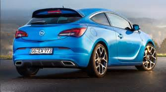 Opel News 2017 Opel Astra Opc Confirmed With 280 Hp 1 6 Liter Turbo