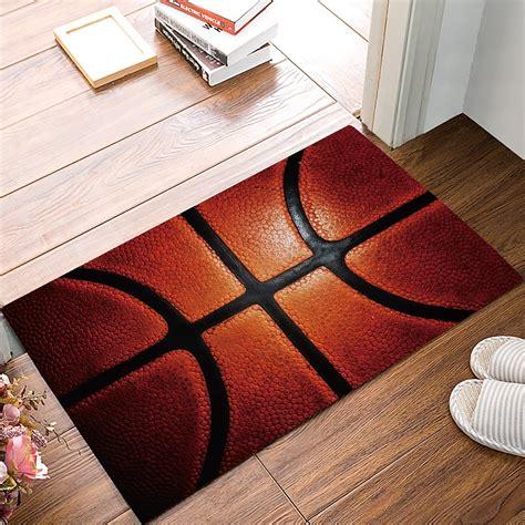 Sports Doormats by Sports Basketball Welcome Door Mats Indoor Kitchen Floor
