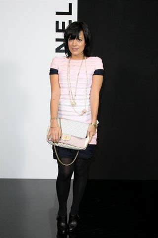 Lilly Allen For Chanel by Image Gallery Allen Chanel