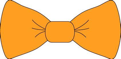 Kawaii Ribbon Usagi Transparent Summer Jacket orange bow tie clip orange bow tie image