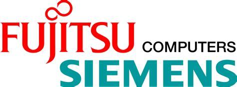 fujitsu logo fujitsu siemens logo