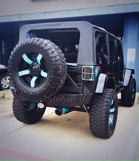 black and teal jeep pinterest the world s catalog of ideas