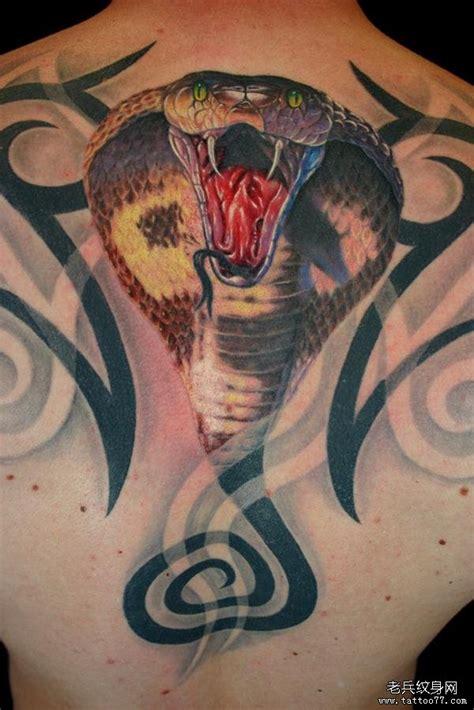 眼镜蛇纹身小臂内容图片分享