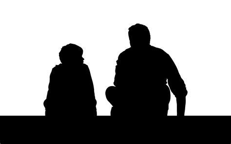 father son silhouette peoplefamilyfatherfathersonsilhouettepnghtml