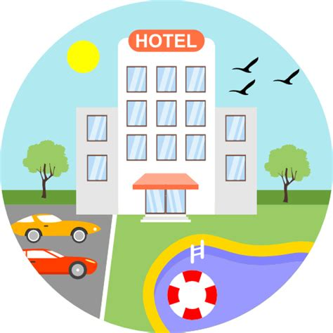 imagenes png hoteles hotel free holidays icons