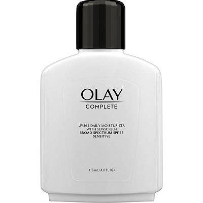 Olay Moisturizer complete all day uv moisturizer spf 15 sensitive skin
