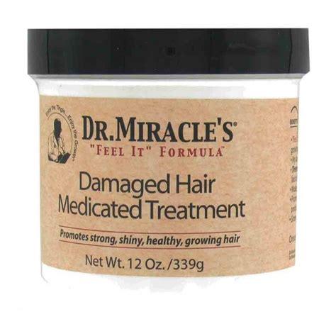 dr miracle hair dr miracle s dr miracle s damaged hair medicated treatment
