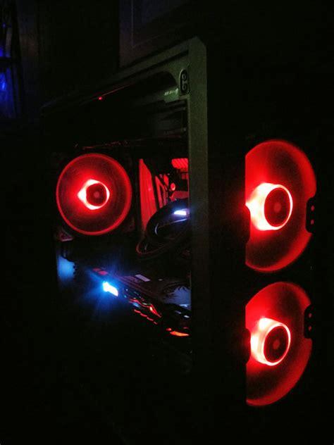 corsair ml pro led fans techpowerup forums