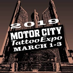 motor city tattoo expo 24th annual motor city expo march 2019