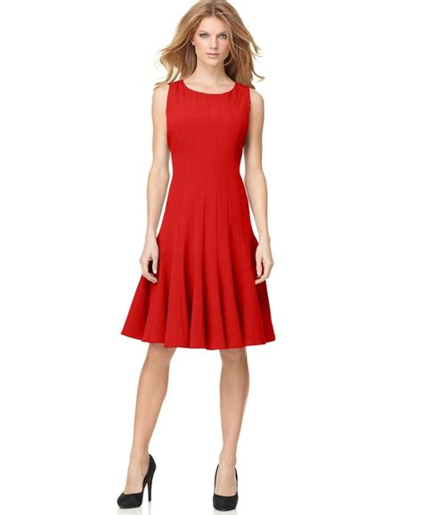 my replikate pleated day dresses