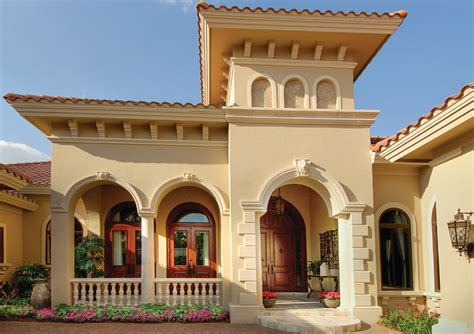 pin by sater design collection on mediterranean house sater design collection s 6955 quot prima porta quot home plan
